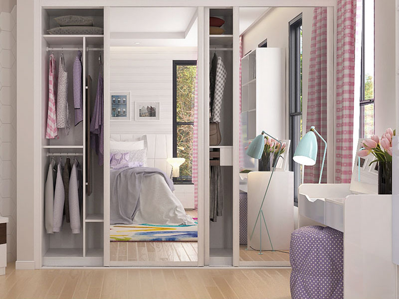 OP16-Villa03-girl's room2