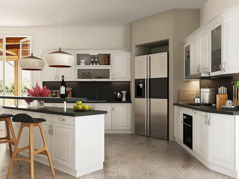 European style of kitchen deisgn