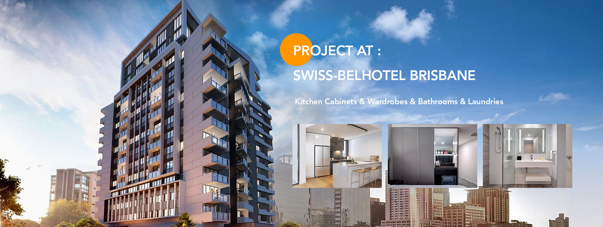 Oppein project at swiss belhotel brisbane oppein for Home ideas centre christchurch